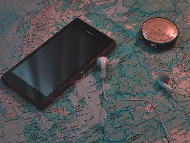 Apps para viagem