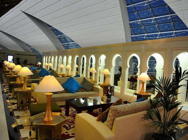 primeira classe Emirates