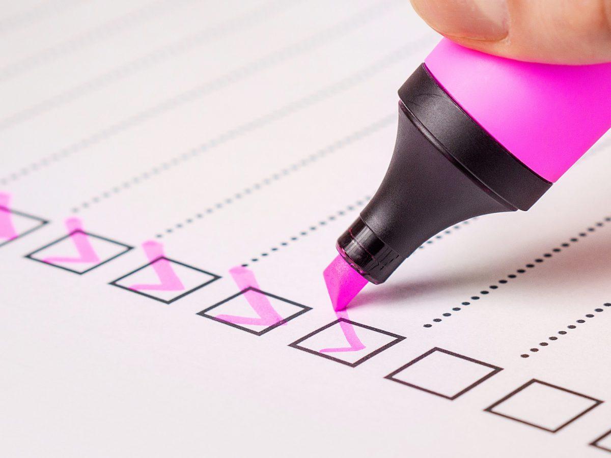 Checklist de Viagem - BoaTaxa Moedas Estrangeiras