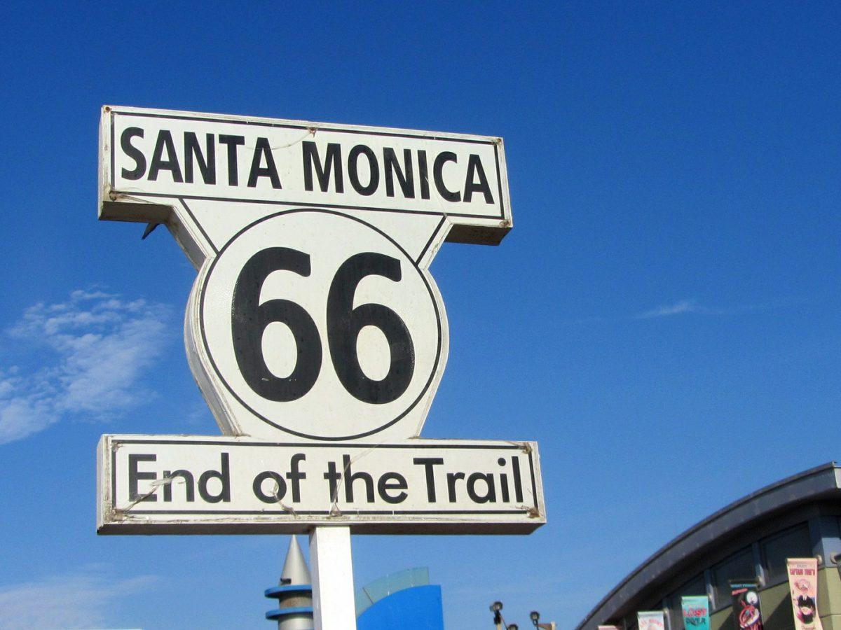 Santa Monica California - BoaTaxa é o lugar para comprar dólar