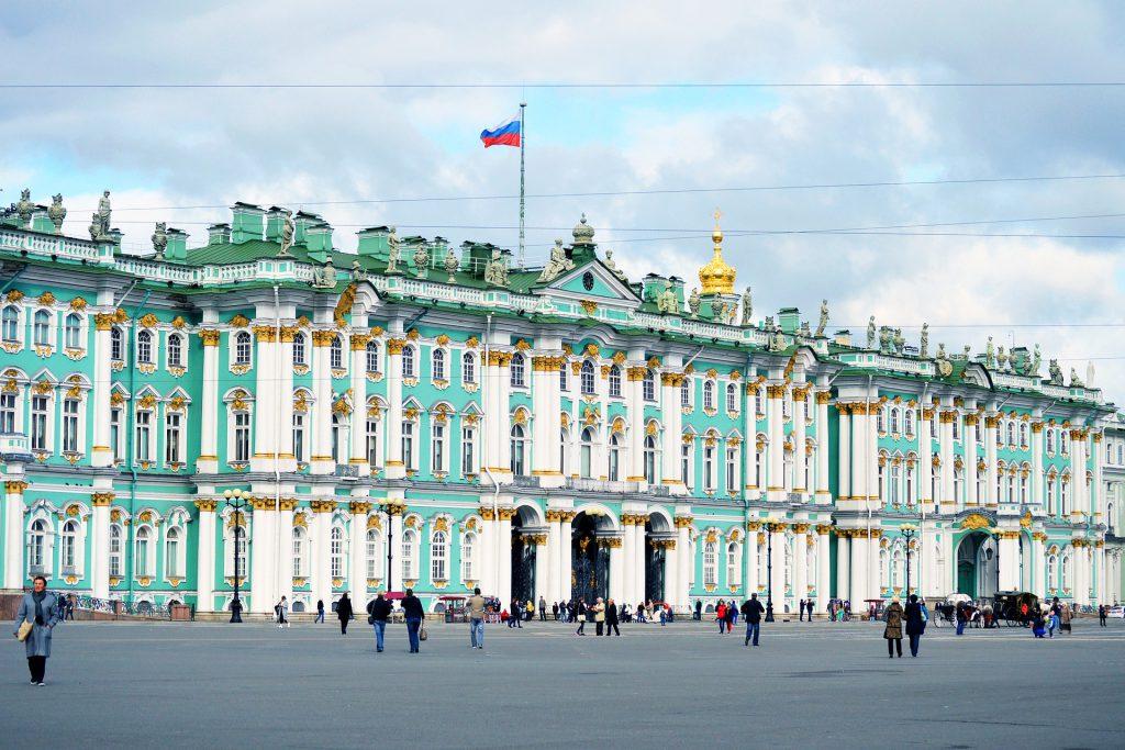 Hermitage, Sao Petersburgo, Russia