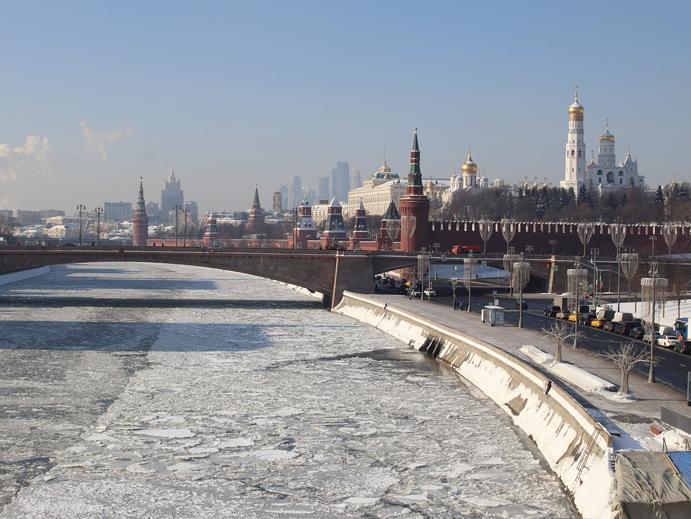 Kremlin de Moscovo, Moscou