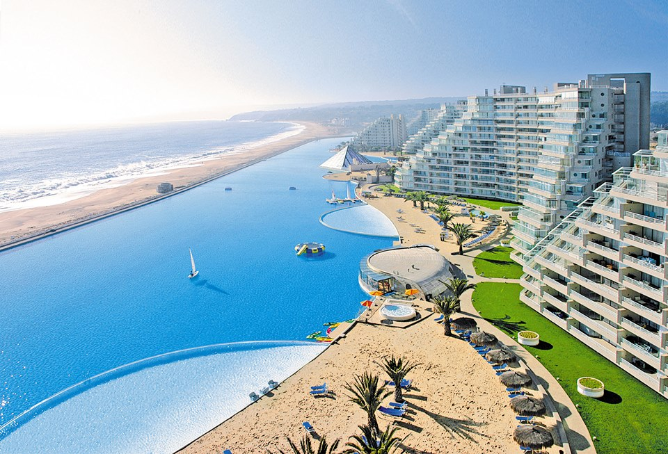 San Alfonso del Mar Resort - Algarrobo, Chile