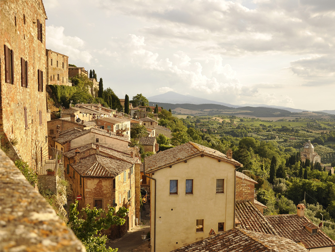 Montepulciano, Siena