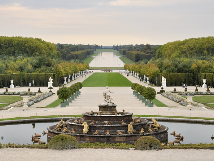 Fonte, Palacio de Versalhes