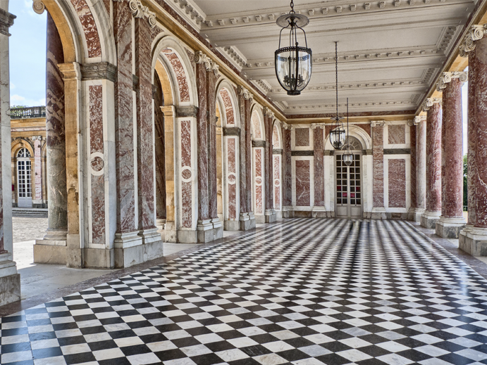 Grand Trianon, Palacio de Versalhes