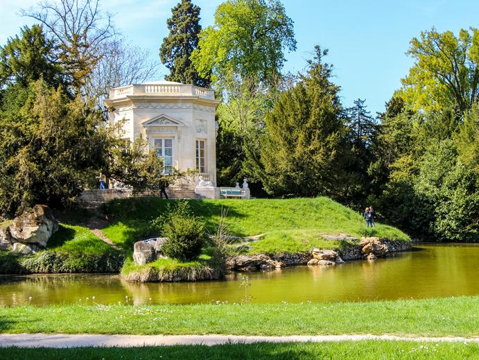 Jardim, Palacio de Versalhes