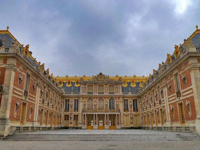 Palacio de Versalhes