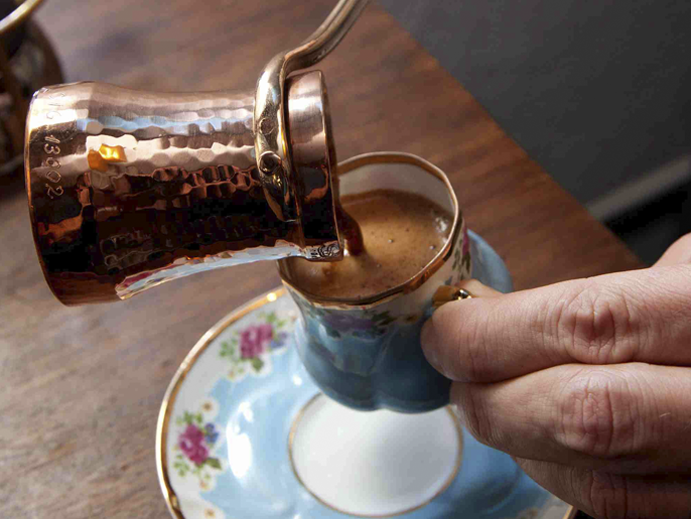 Cafe, Turquia