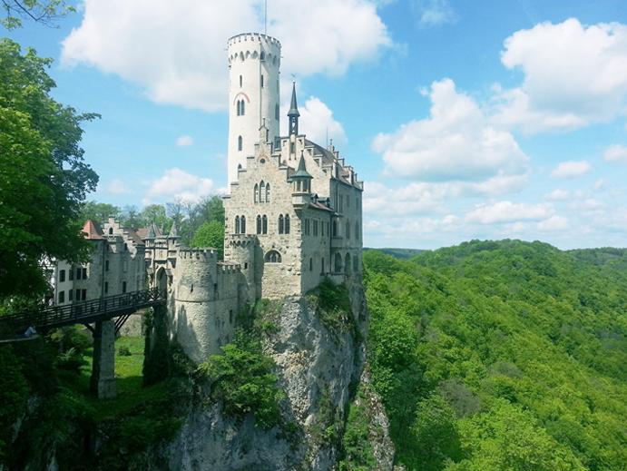 Lichtenstein Schloss