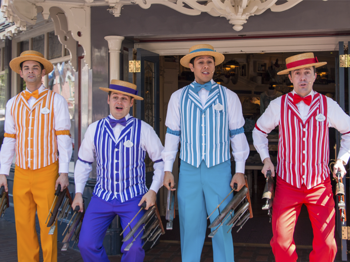 The dapper dans