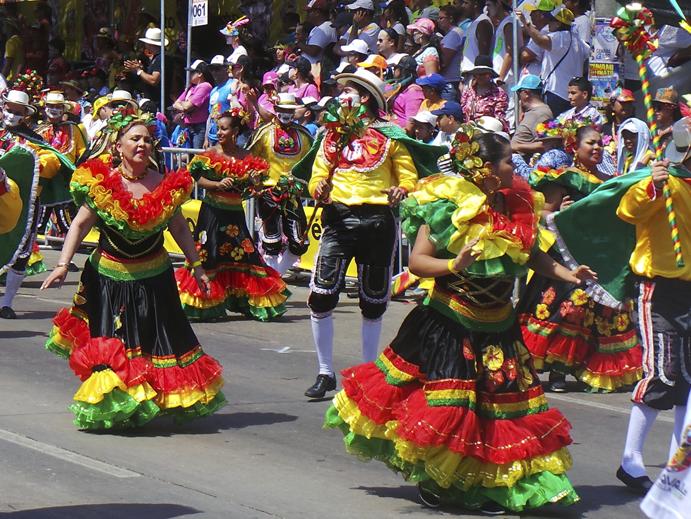 Barranquilla, Carnaval