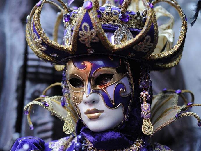 Carnaval, Veneza