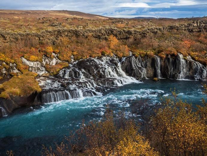 Husafell, Islandia