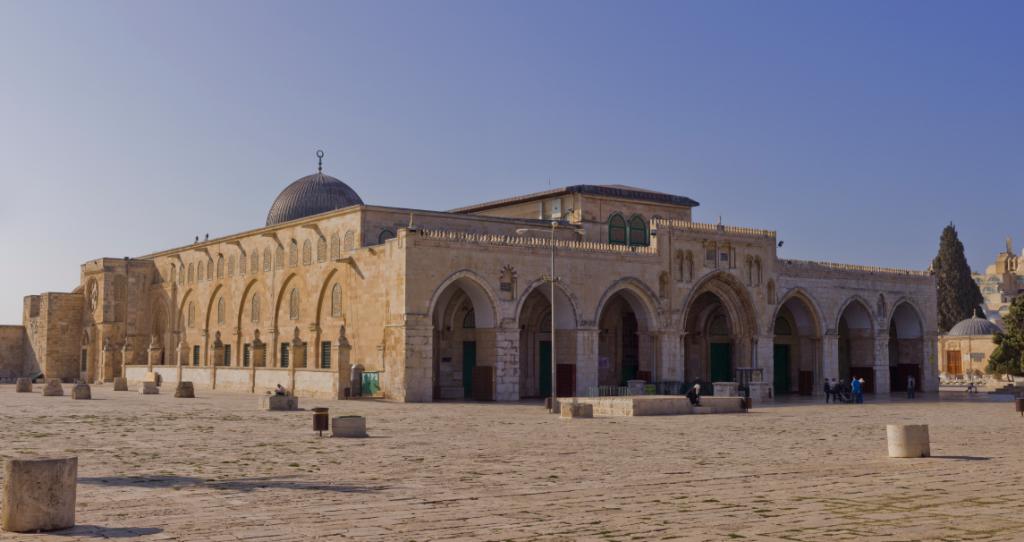 Mesquita de Al Aqsa