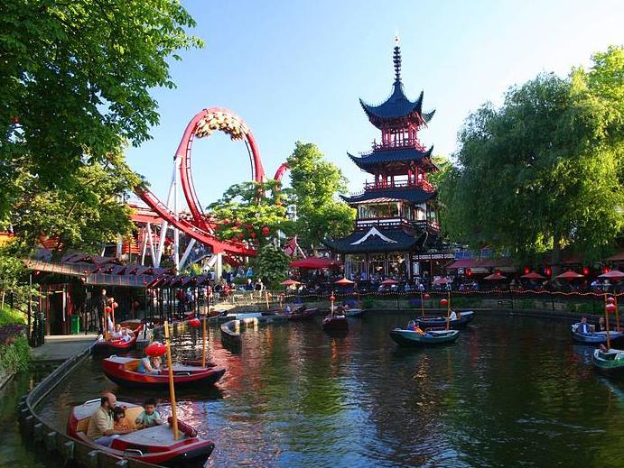 Parque de Diversões Tivoli